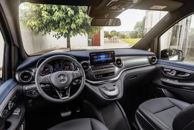 Mercedes-Benz EQV - Innenraum