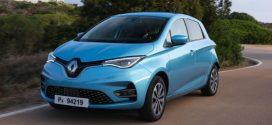 Marktstart für die neuste Version des Renault ZOE