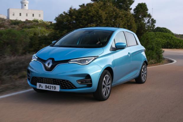 2019 Neuer Renault ZOE