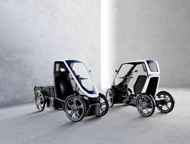 Bio-Hybrid - Cargo und Passenger Varianten