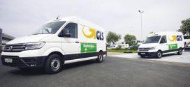 Jetzt acht eCrafter: GLS elektrifiziert seine Flotte in Düsseldorf weiter