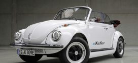 eKäfer: Volkswagen Group Components und eClassics ein setzen den VW Käfer unter Strom