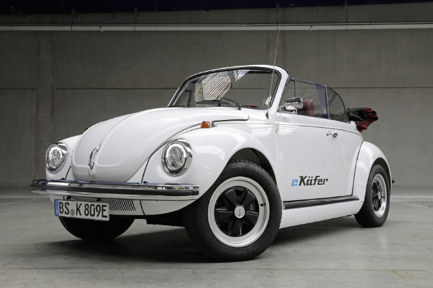 VW eKäfer - Elektroauto-Oldtimer