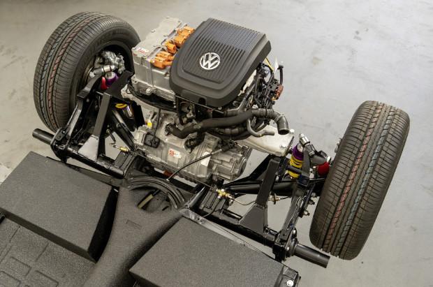 VW eKäfer - Elektroauto-Plattform für Oldtimer