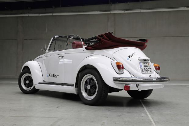VW eKäfer - Oldtimer mit Elektroantrieb