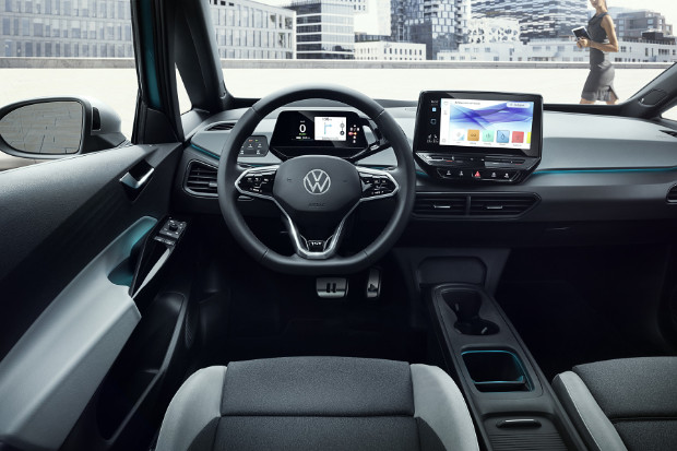 Volkswagen ID.3 - Innenraum