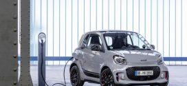 Überarbeitet und rein elektrisch: smart zeigt auf der IAA 2019 seine Modelle