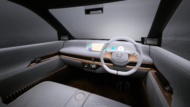 Nissan IMk Concept - Innenraum