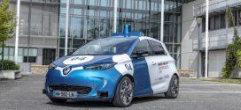 Elektrisch ohne Fahrer: Renault ZOE wird als Robo-Taxi getestet