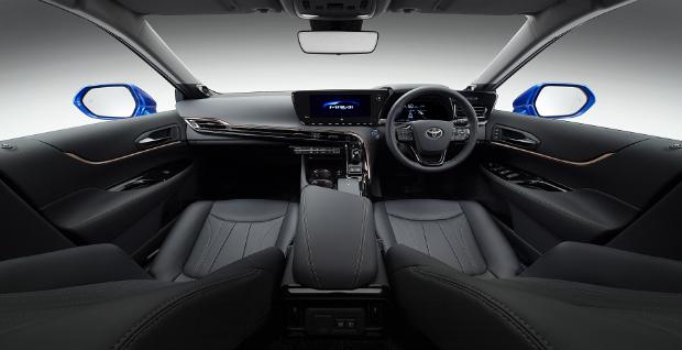 Toyota Mirai Concept - Innenraum