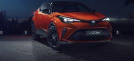 Toyota C-HR wird das zweite Modell mit zwei Hybridantrieben