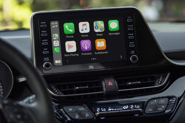 Toyota C-HR - Multimediasystem