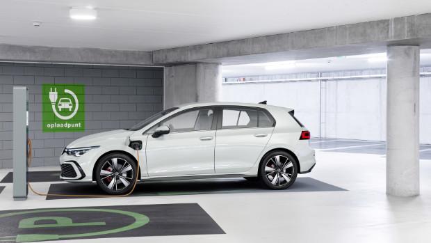 VW Golf 8 GTE mit Plug-in-Hybridantrieb