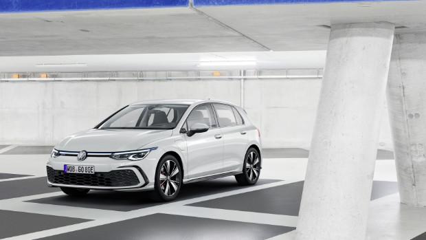 VW Golf 8 GTE Plug-In-Hybrid
