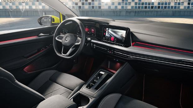 VW Golf 8 - Innenraum