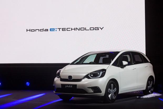Honda e-Technology - Honda Jazz eHEV