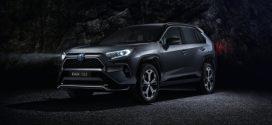 Toyota RAV4 Plug-in Hybrid feiert in LA seine Weltpremiere
