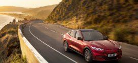 Der neue elektrische Ford Mustang Mach-E ist bestellbar