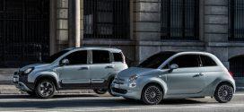 Fiat 500 und Fiat Panda bald mit Mild-Hybrid-Technologie bestellbar