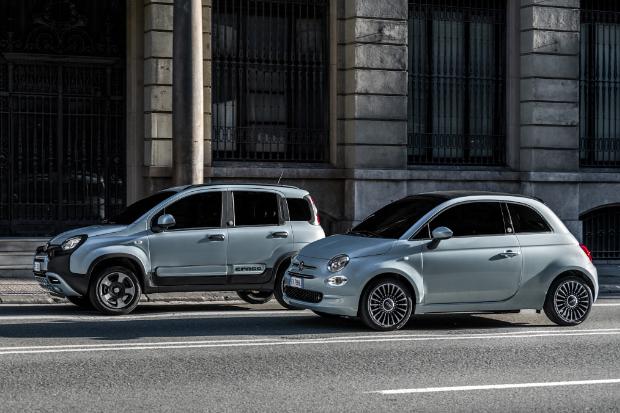 Fiat 500 Hybrid und Panda Hybrid