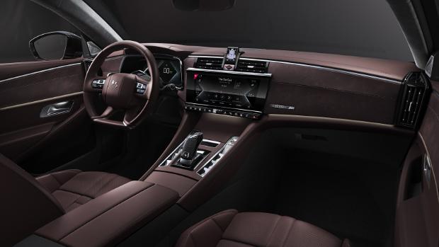 DS 9 Limousine - Innenraum