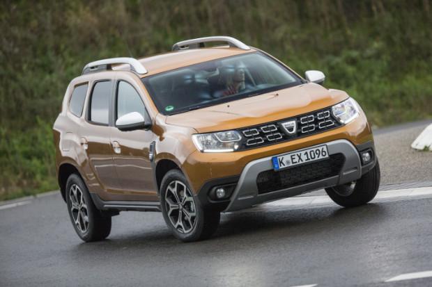 Dacia Duster - auch mit Autogas