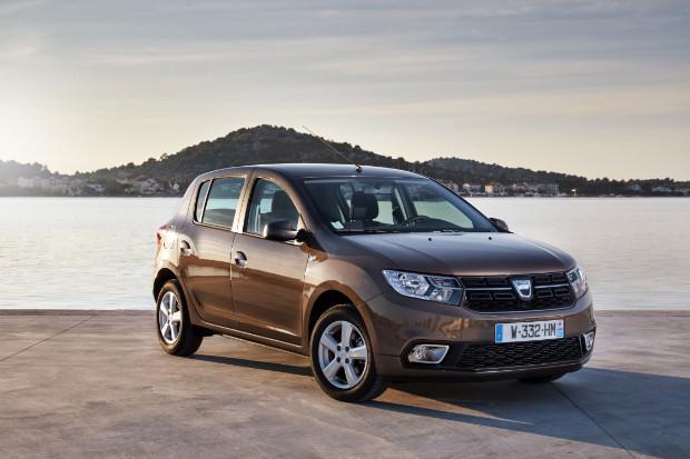 Dacia Sandero - auch mit Autogas