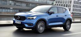 Verkauf des Volvo XC40 mit Plug-in-Hybridantrieb gestartet