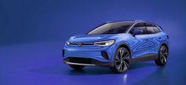 Volkswagen ID.4: Das vollelektrische Kompakt-SUV kommt noch 2020