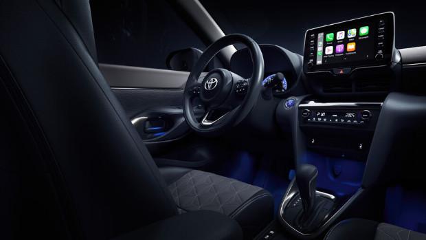 Toyota Yaris Cross - Innenraum