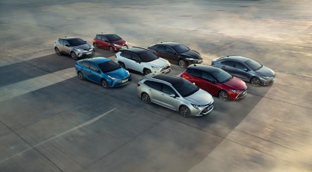 2020 Toyota Hybrid-Modelle