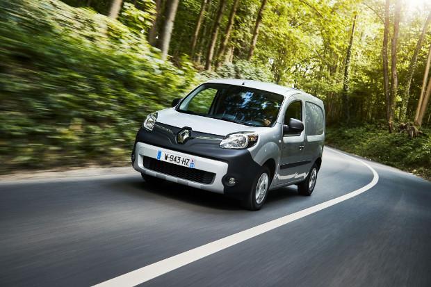 10000 Euro Kaufprämie für den Renault Kangoo ZE