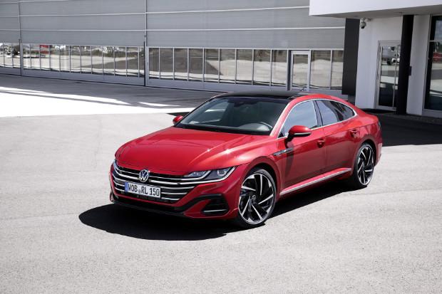 Seriennnahe Studie - Volkswagen Arteon R-Line