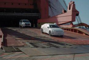 Auslieferung noch in 2020: Erste Polestar 2 E-Autos in Europa angekommen