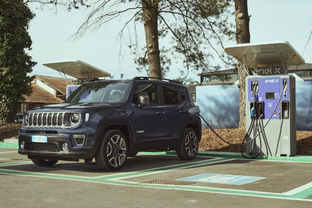 Jeep Renegade 4xe Plug-In Hybrid
