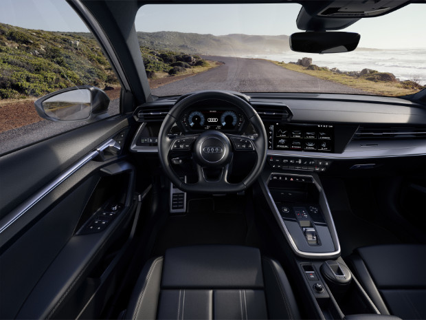Audi A3 Sportback 30 g-tron - Innenraum