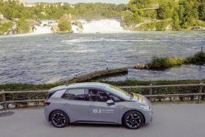 Rekordfahrt: Im VW ID.3 ganze 531 Kilometer mit einer Batterieladung gefahren