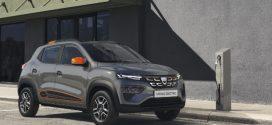 Dacia Spring Electric: Erstes Elektroauto des günstigen Autoherstellers