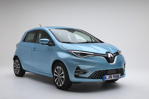 Renault ZOE - meistverkauftes E-Auto in Deutschland