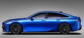 Neuer Toyota Mirai wird über 12.000 Euro günstiger