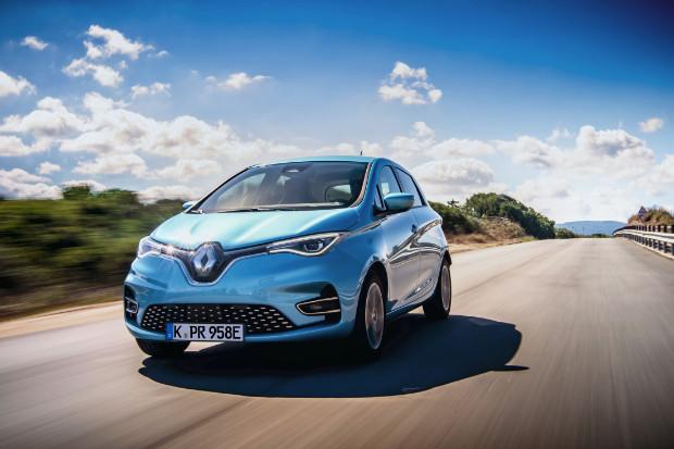 Renault ZOE wird zum Bestseller