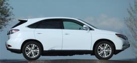 Lexus RX 450h (2. Generation Hybrid-SUV)