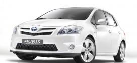 Konzeptstudie Toyota Auris HSD Hybrid