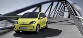 Volkswagen Elektro-Stadtauto VW E-Up!