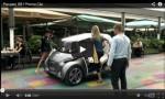 Video: Vorstellung des E-Autos Peugeot BB1