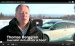 Video: Test des Elektroautos Volvo C30 Electric im arktischen Winter