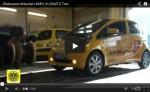 Video: ÖAMTC startet Alltagstest mit dem Elektroauto Mitsubishi iMiEV