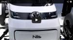 Video: Elekrofahrzeug VW Nils auf der IAA 2011