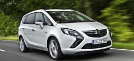 Opel Zafira Tourer 1.6 CNG Turbo ecoFLEX