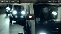Video: 10 Renault Twizy bringen den Eiffelturm zum glitzern